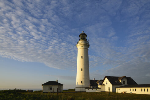 Denmark, View of lighthouse - HHEF000051