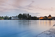 Germany, Baden Wuerttemberg, Constance, View of Constance lake - MSF002971