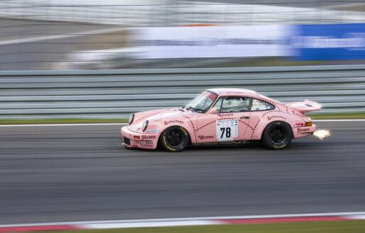 Germany, Rhineland-Palatinate, Nuerburgring, vintage car championship - AM000920