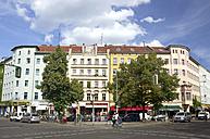 Germany, Berlin, Kreuzberg, Heinrichplatz at Oranienenstrasse - ALE000065