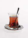 Glass of Turkish tea - BSCF000370