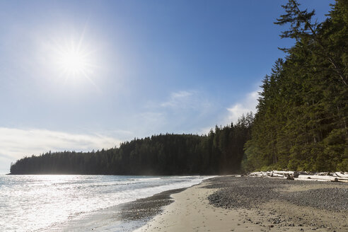 Canada, British Columbia, Vancouver Island, French Beach Provincial Park - FOF005251