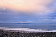 Canada, British Columbia, Vancouver Island, Sunset at French Beach Provincial Park - FOF005252