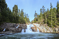 Canada, Vancouver Island, Myra Falls - FO005319