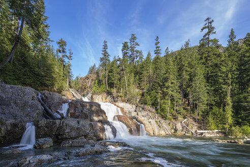 Canada, Vancouver Island, Myra Falls - FOF005321