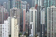 China, Hong Kong, skyscrapers - BMEF000005