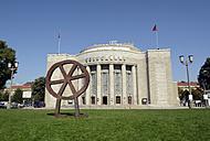 Germany, Berlin, Volksbuehne Theatre, Rosa Luxemburg Square - BFR000301