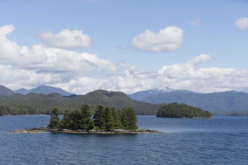 Canada, British, Columbia, Vancouver Island, Inside Passage - Port Hardy, Prince Rupert - FOF005338