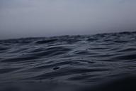 Croatia, Mediterranean Sea, dark ocean - FMKF000925