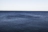 Croatia, Mediterranean Sea, ocean, view to horizon - FMKF000920