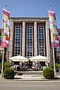 Germany, North Rhine Westphalia, Essen, view to Grillo Theater - WI000116