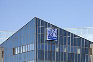 Germany, North Rhine Westphalia, Essen, view at part of trade fair buildinge - WI000125