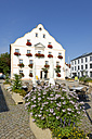 Germany, Bavaria, Koesching, View of town hall - LB000317