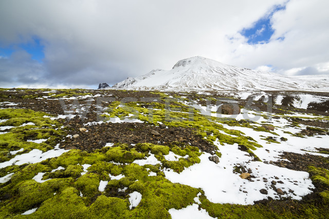 Iceland, Sudurland,  Kerlingarfjoell mountains - STS000181