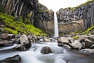Iceland, Sudurland, Svartifoss - STS000169