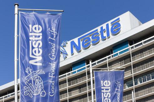 Germany, Hesse, Frankfurt, office location Niederrad, part of Nestle building - AM000978