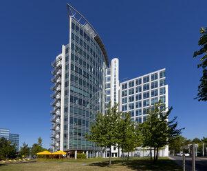 Germany, Hesse, Frankfurt, office location Niederrad, view to Sigma building - AMF000968