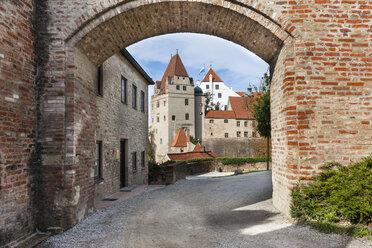 Germany, Bavaria, Landshut, Trausnitz castle - AM000991