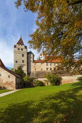 Germany, Bavaria, Landshut, Trausnitz castle - AMF000990