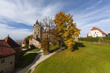 Germany, Bavaria, Landshut, Trausnitz castle - AMF000987