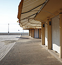 France, Normandy, Deauville, Boardwalk - TL000732