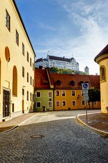 Germany, Bavaria, Landshut, old town, Trausnitz, castle - AMF001024