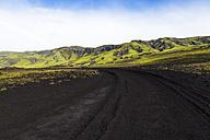 Iceland, Sudurland, region Landmanalauger, highland region - STSF000195