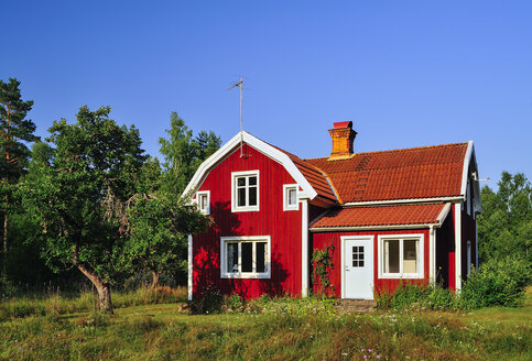 Sweden, Smaland, Kalmar laen, Vimmerby, Malebo, residential house - BT000007