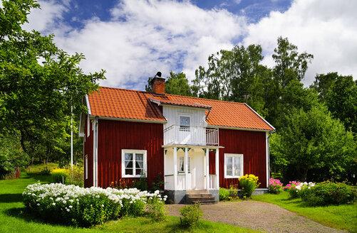 Sweden, Smaland, Kalmar laen, Vimmerby, Gebo, residential house - BT000009