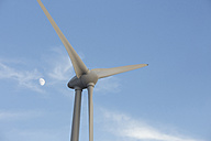 Spain, Andalusia, Cadiz, part of wind turbine - KBF000005