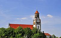 Germany, Saxony, Dresden, district Cotta, Catholic St. Mary's Church - BT000223