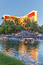 USA, Nevada, Las Vegas, The Mirage Hotel and Casino - ABA001046