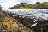 Iceland, Sudurland, Svinafellsjoekull - STSF000206