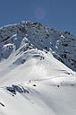 Switzerland, Arosa, snowcapped mountain - AWDF000701