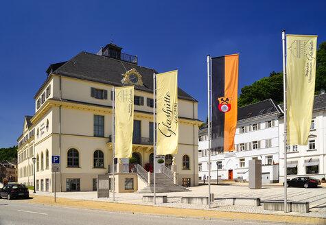 Germany, Saxony, Glashuette, German clock museum Glashuette - BT000290