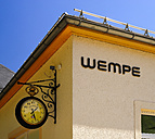 Germany, Saxony, Glashuette, company building Wempe, watch manufacturer - BT000283
