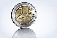 Two eurot coin - STKF000541