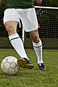Soccer player on field - STKF000653