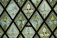 UK, Wales, Stained-glass window - ELF000614
