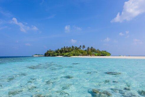Maledives, South-Male-Atoll, Embudu, island - AMF001190