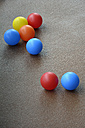 Coloured plastic balls - AXF000539