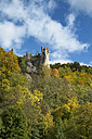 Germany, Baden Wuerttemberg, View of Burg Neugutenstein Castle - EL000633