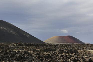 Spain, Lanzarote, Volcanos, Montanas del Fuego - JATF000462