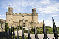 Spain, Manzanares el Real, Madrid, New Castle or Mendoza Castle - AMCF000001
