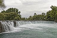 Turkey, Antalya Province, Bueyuek Selale, Manavgat river - SIE004694