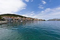 Croatia, Dalmatia, View of Korcula - AM001269