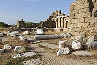 Turkey, Side, Ancient state agora - SIE004726