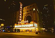 USA, Illinois, Chicago, The Chigaco Theatre - MBE000885