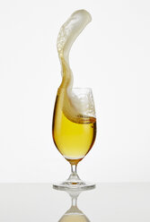 Beer in beer glass - AKF000264