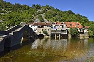 Montenegro, Crna Gora, bridge at Rijeka Crnojevica, Skadar Lake National Park - ES000819